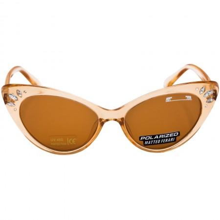 Ochelari de soare Polaroid dama cat eyes Originali Matteo Ferari