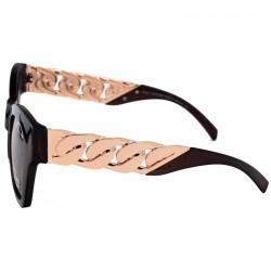 Ochelari de soare dama maro originali Matteo Ferari polaroid