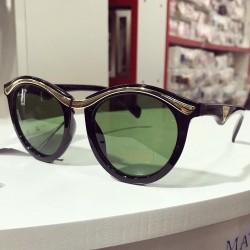 Ochelari de soare negri originali Matteo Ferari