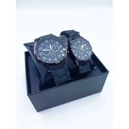 Set CADOU Ceasuri El & Ea culoare negru
