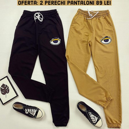Oferta: 2 Perechi de Pantaloni casual doar 89 RON!