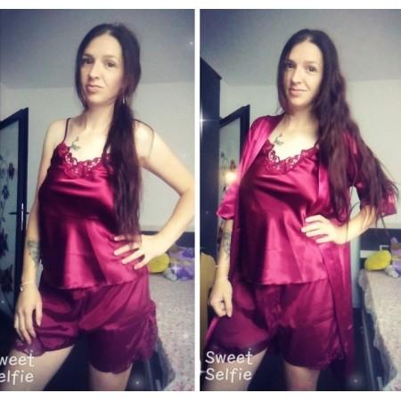 Vă multumesc pt pijamale ! Sunt superbe. 🥰 - Elena