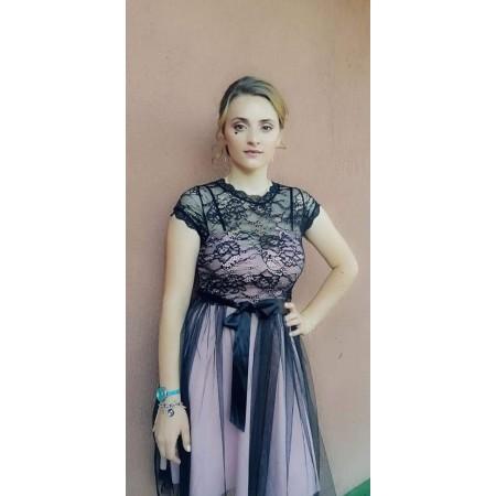 Va multumesc pentru rochita, este superba! - Mirela Sofia