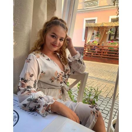 Va mulțumesc pentru rochia minunata! Am strălucit de ziua mea❤️ - Alexia Costea
