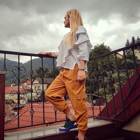 Super frumosi pantalonii, comozi si buni ca marime. Recomand! - Daiana Pascovsky