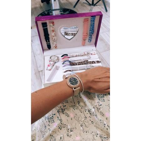 Va multumesc mult pentru setul cu ceasuri, este superb 🥰🥰 - Alina Nedu