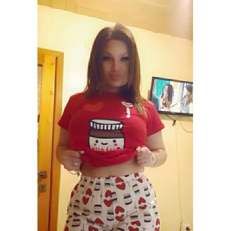 Multumesc pentru cele mai dulci pijamalute. ❤ sunt foarte frumoase 😍  - Raisa Stanciu