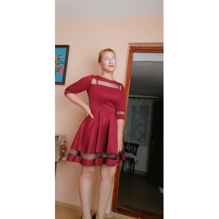 Sunt foarte încântată de rochie. Mi-a depășit așteptările - Ana Maria