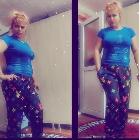 Am primit pantaloni și sunt foarte mulțumită... Va mulțumesc foarte mult 😘😘😘 - Aylin Guller