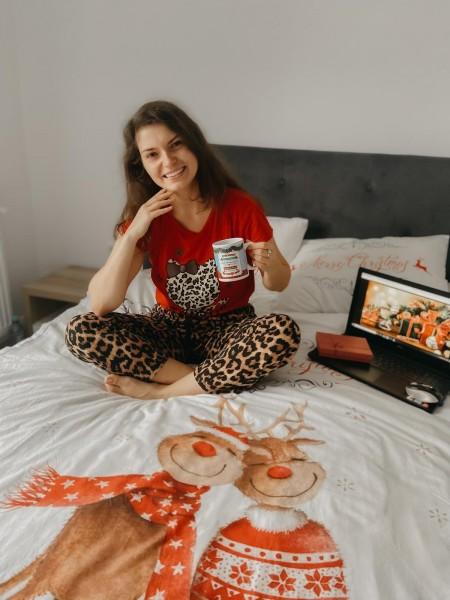 Cele mai frumoase pijamale, mereu sunt incantata de ele ❤️ - Camelia