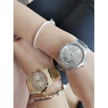 Bună ziua! Va mulțumim pentru ceasuri! Sunt minunate. 😇♥️ Cu siguranță vom reveni cu o noua comanda la dumneavoastră. ☺️ - Alexandra