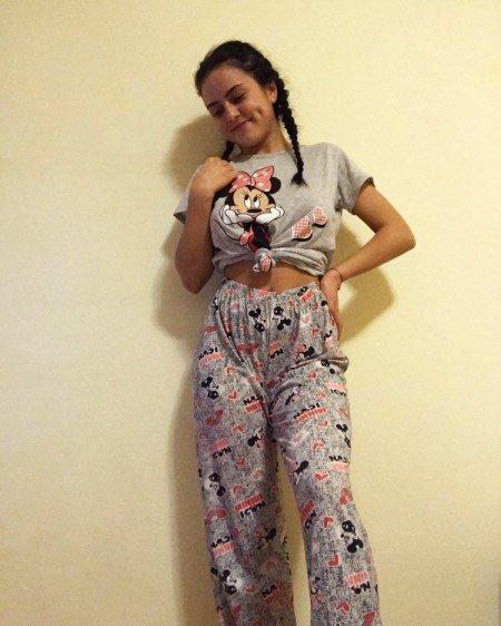 Multumesc frumos pentru pijama! Este superba😍 - Alina