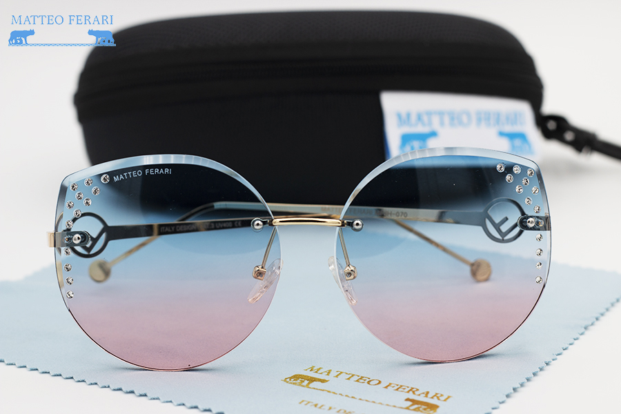 Ochelari de soare dama originali Matteo Ferari lentila polarizata